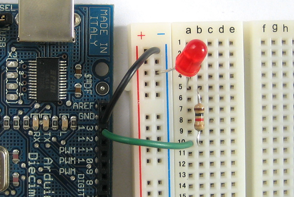 Sensors and relays for home automation using Arduino